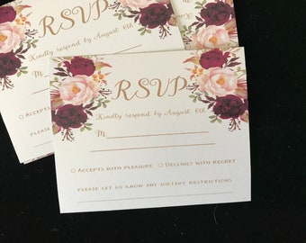 50pieces RSVP cards with pirnting,Laser cut Thank You Cards,Announcements Cards,Many Colors Available,RSVP cards with printing,envelopes