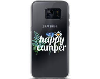 Happy Camper Samsung Case