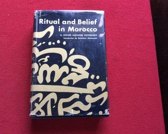 Ritual and Belief in Morocco, 1968 Edition