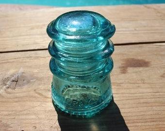 Vintage Hemingray Glass Insulator