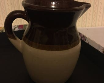 RRP and company vintage creamer dish