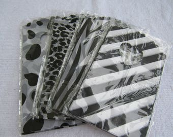 50 Plastic Bags 6 x 3.5 in (B244f/i)
