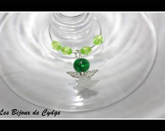 With its Green Angel glass marker