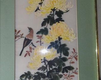 chinese silk art