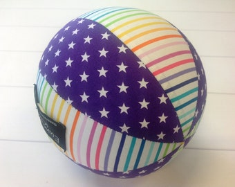 Balloon Ball Baby, Balloon Cover, Balloon Ball, Ball, Kids, Stars, Stripes, Portable Ball, Travel Toy, Travel, Eumundi Kids, Eumundi