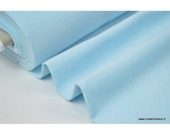 Corduroy .x1m sky blue cotton CORDUROY fabric