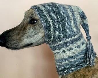 Whippet tassel hat