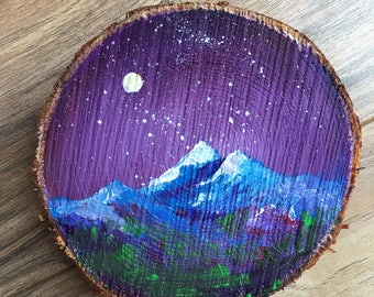 For josh, moon on Shasta