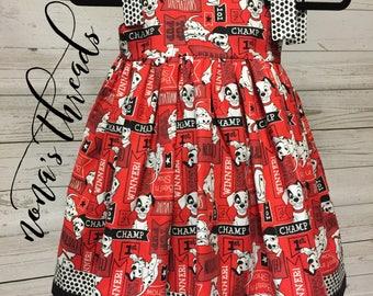 Disney's 101 Dalmations Dress