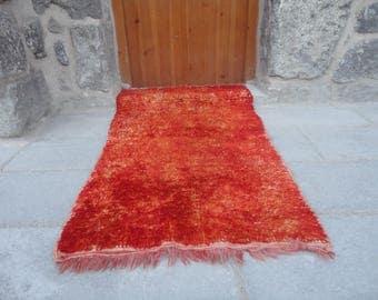 shaggy rughand woven konya tlfilikbed ruglong pile rug - Shaggy Rug