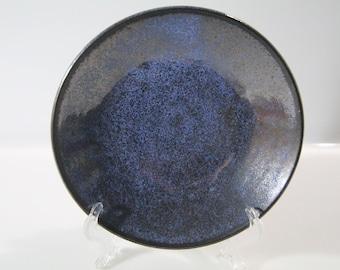 Amazing plate by Monika Maetzel,  Fat Lava, West German Pottery, WGP