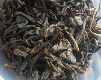 Organic Wuyi Oolong