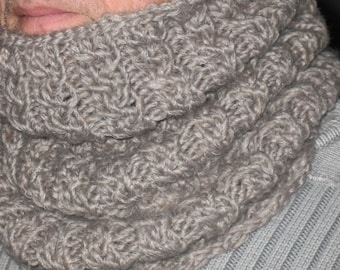 SNOOD GRAY MAN