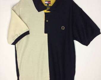 Vintage Tommy Hilfiger 90s Small Logo