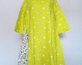 Tunik Batik Jumputan Tie-Dye All Size