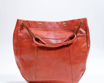 VINTAGE - Leather bag