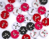 Buttons - Fabric Covered ...