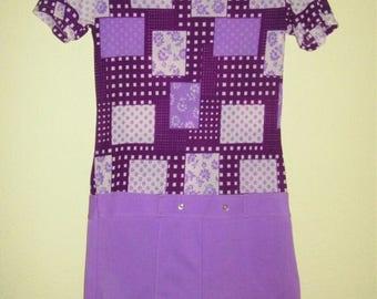 FEBRUARY SALE Vintage Floral Shorts Romper | Mod Romper| Bohemian Style