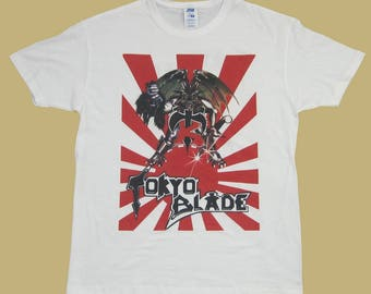 Tokyo Blade, Dragon, T-shirt 100% Cotton