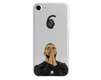 Drake Praying 6 God iPhone 6 case Drake iPhone 6s + Drake case iphone 7 plus clear case 6 God case samsung s7 case clear s6 case Drake case