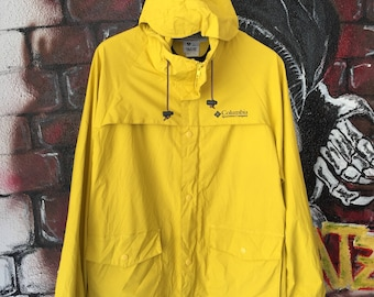 Columbia Raincoat Outdoor Gear