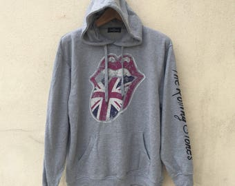 Rolling Stones Band Hoodie