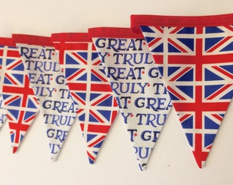 British theme bunting, london theme banner, British theme banner, London bunting, British bunting