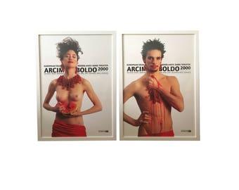 Large Framed Posters
