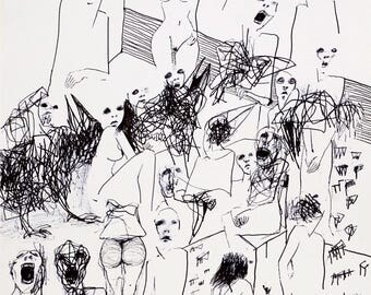 Untitled, original artwork