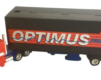 Transformers Generation 2 Optimus Prime Action Figure Hasbro 1992
