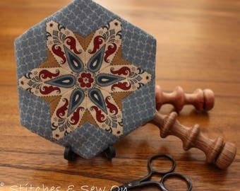 Hannahs Diamonds pattern