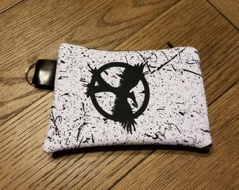Hunger Games zipper pouch