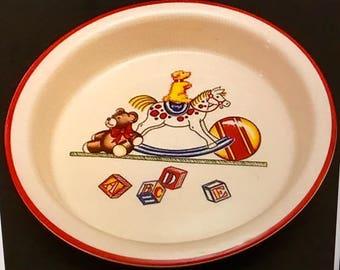 Masons - Tiffany Toys - Tiffany & Co Deep Dish/Bowl