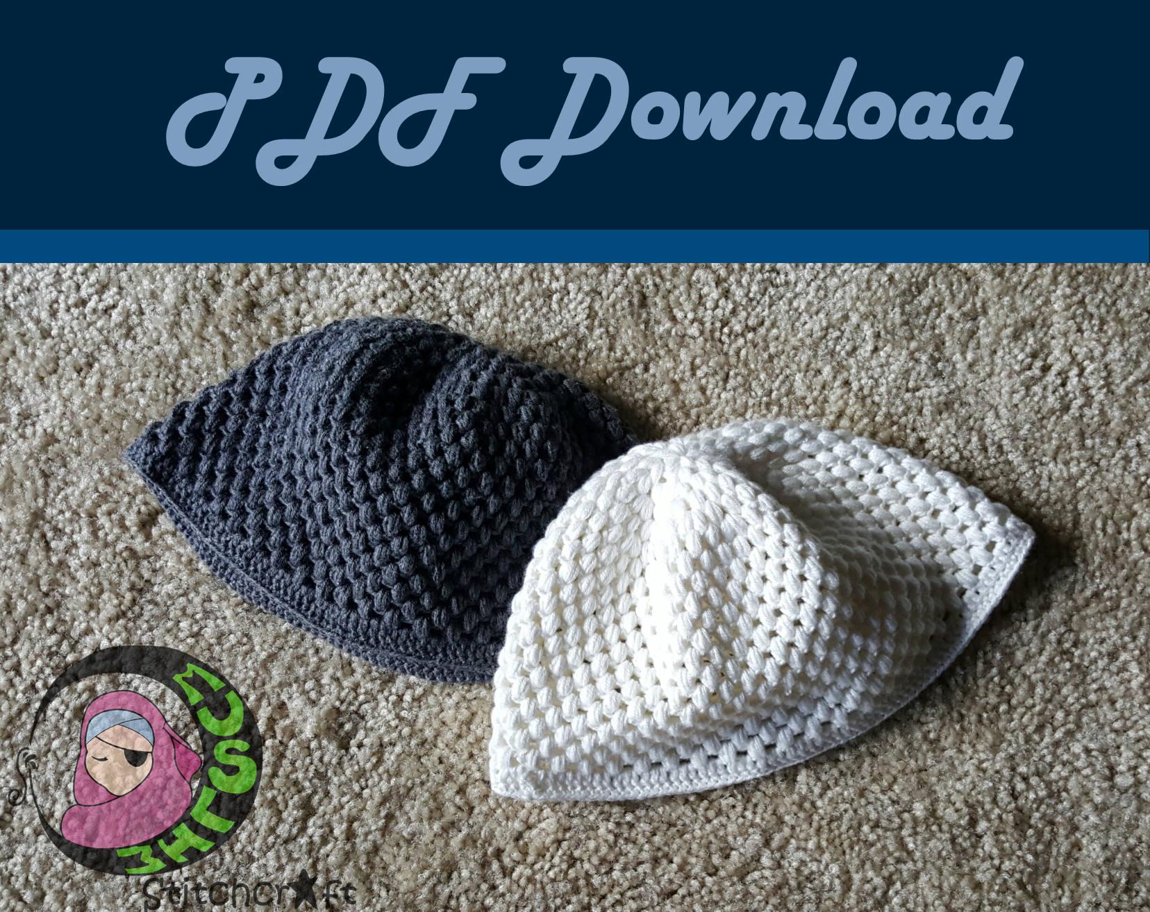 Fair and simple kufi pdf download crochet pattern crochet zoom bankloansurffo Choice Image