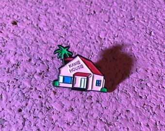 KAME house pin