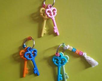 The bunch of keys custom Lunabird