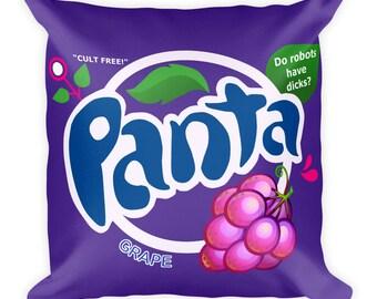Danganronpa-  oma kokichi- panta Square Pillow