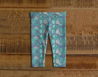 Cactus Kids Leggings