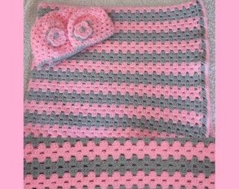 Crochet Blanket Bundle - Perfectly Precious