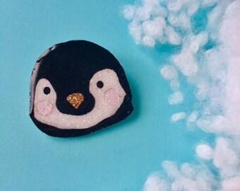 """Brooch """"Penguin"""""""