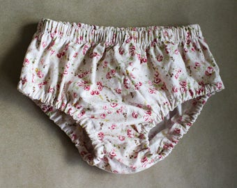 Floral Bloomers, Baby Girl Bloomers, Diaper Cover, Bloomers, Baby Bloomers, Toddler Bloomers, Bohemian, Boho Chic