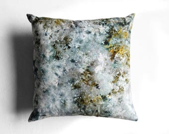 Medium Hand Dyed Cushion