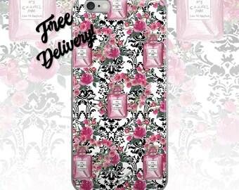 FREE SHIPPING Damask iPhone 7/7+/6/6S/6+/6S+65/SE, Galaxy S8/8+/7/7Edge/6/6Edge/5/Note5/J7Prime, Huawei P8/8PLite2016/P9/P9Lite