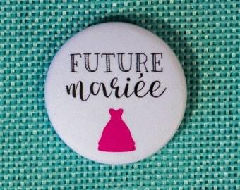 Badge where married Future
