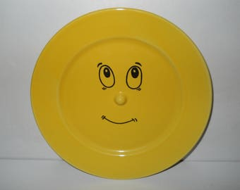 Vintage Smiley Face Plate