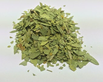 Senna Leaves, Premium Quality, UK Based, Free P&P within the UK