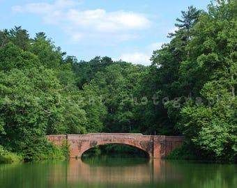 Photograph, Landscape Photograph, Bridge Photo, Photography, Arched Bridge,