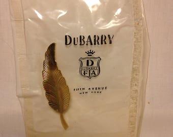 Vintage DuBARRY Fifth Avenue Tall Leaf Broach