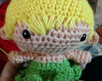 Tinkerbell chubbie plushie