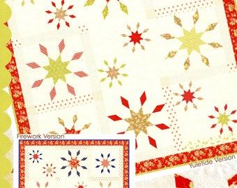 Milky Way pattern from Joanna Figueroa Fig Tree Co quilt pattern